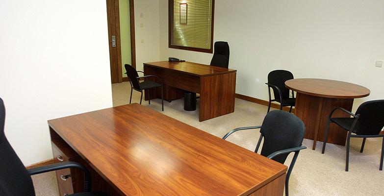 Toledo alquile oficina