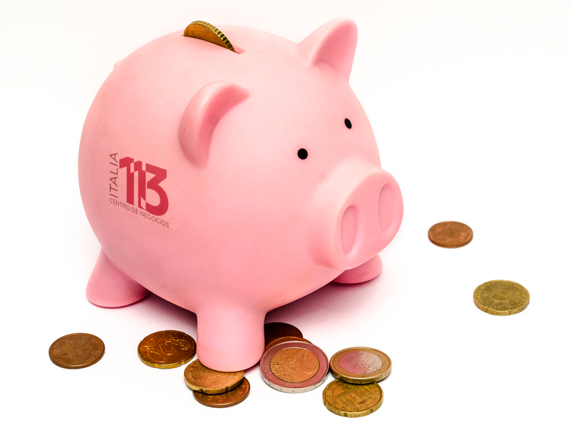 Ahorro de costes en un centro de negocios. Italia 113. Toledo